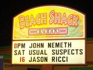 Beach Shack Marquis